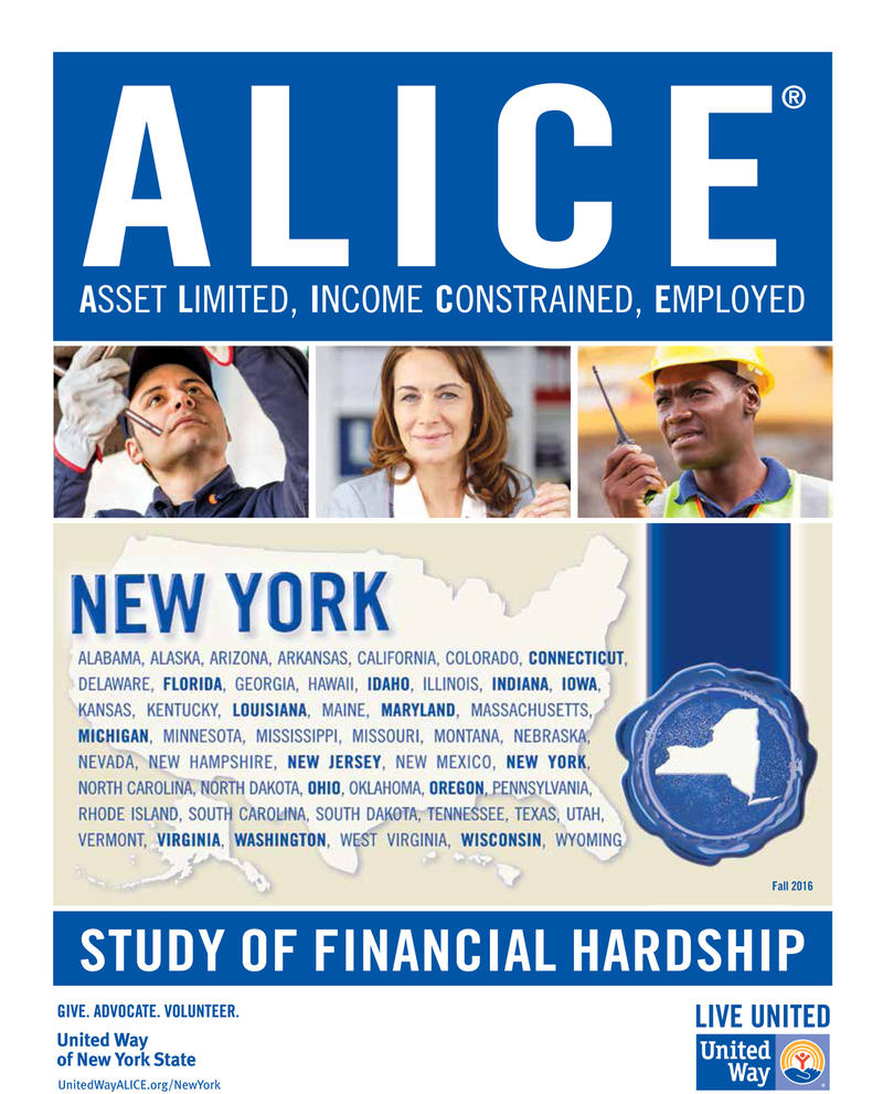 ALICE report cover