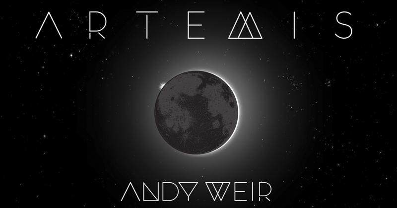 Book Cover - Artemis