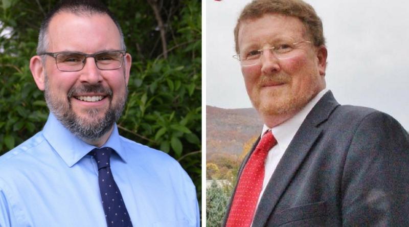 Tom Bernard faces Bob Moulton Jr. for mayor of North Adams.