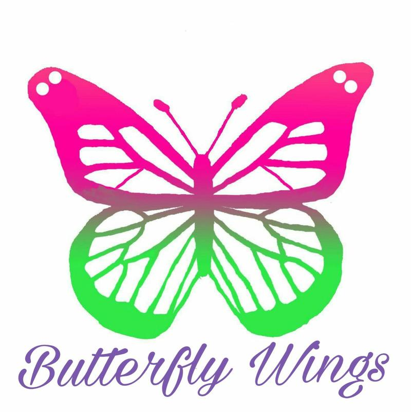 Butterfly Wings logo