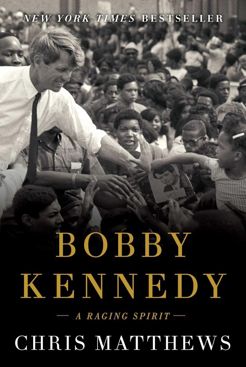 Book Cover - Bobby Kennedy