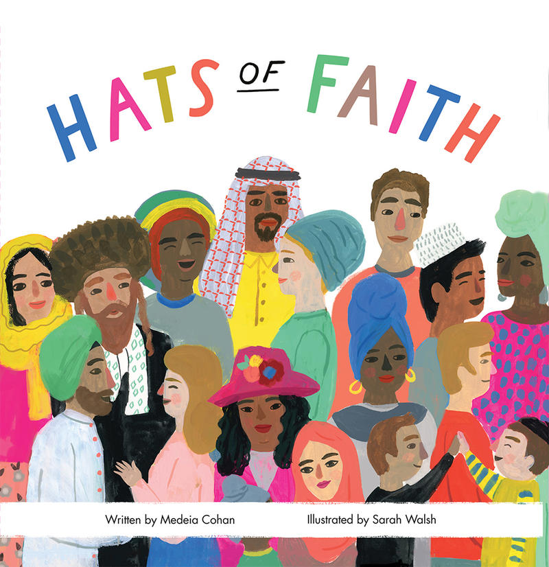 Book Cover - Hats of Faith
