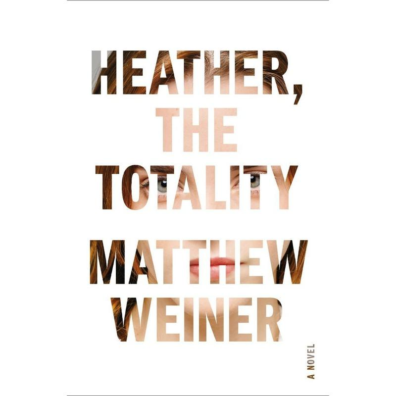 Book Cover - Heather The Totality