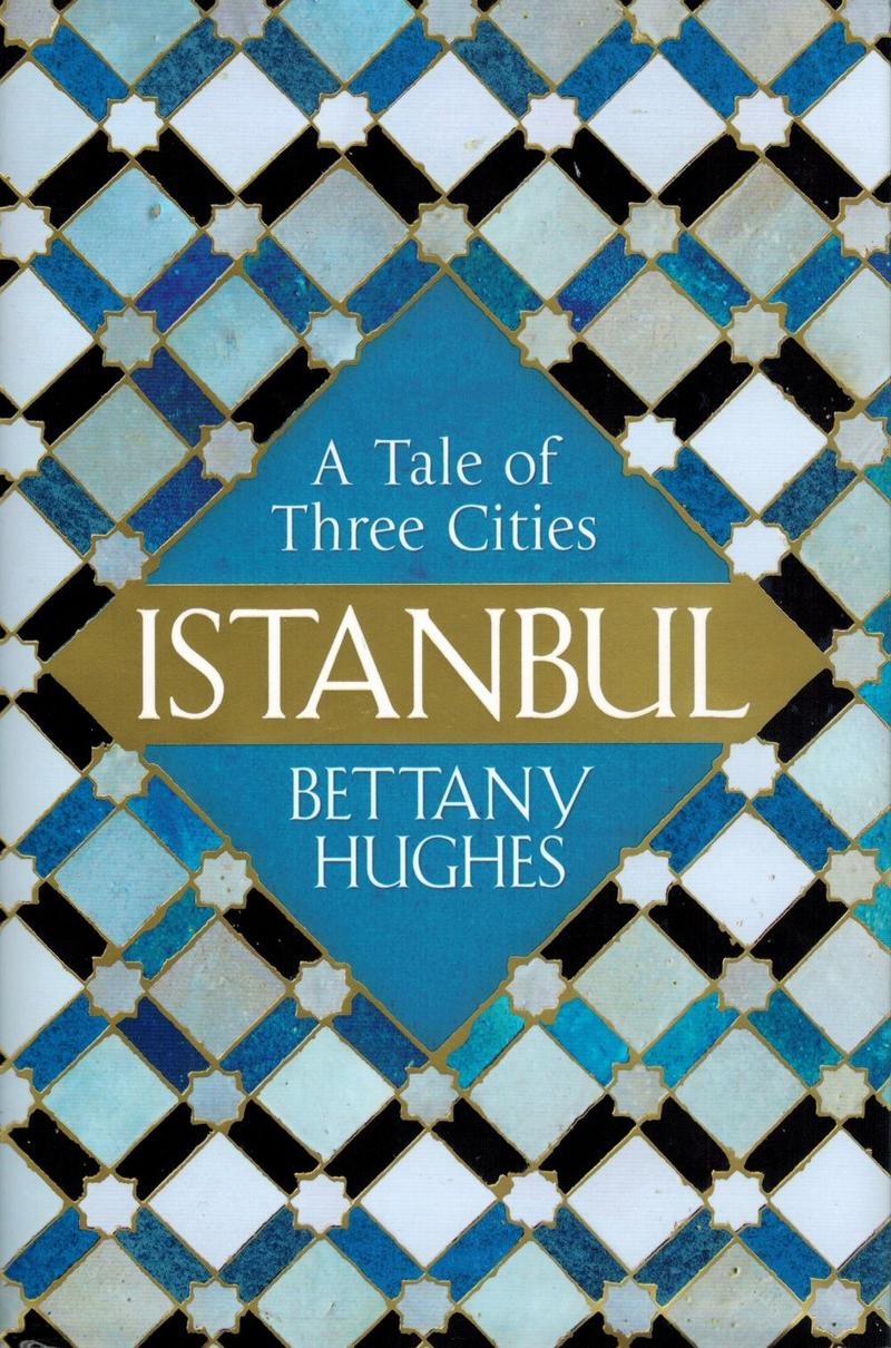 Book Cover - Istanbul