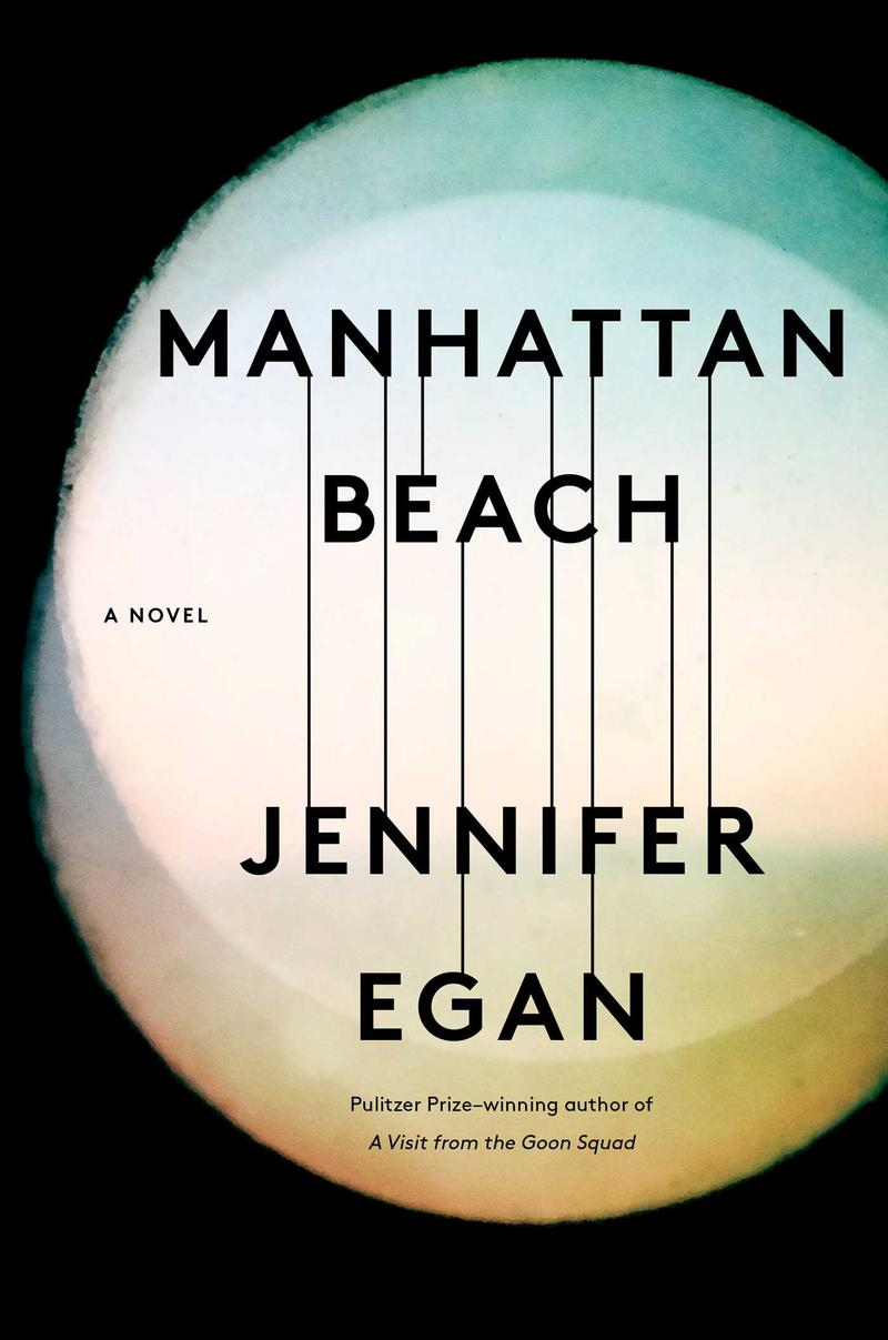 Book Cover - Manhattan Beach