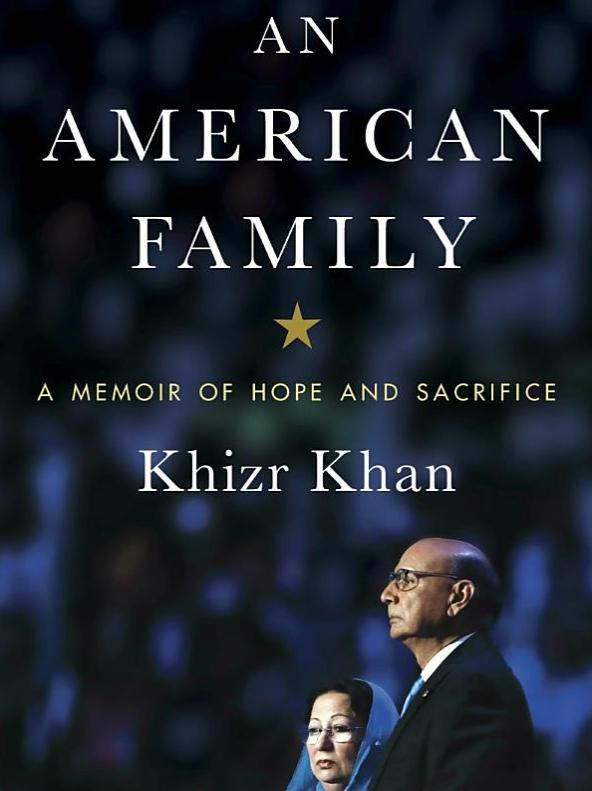 Book Cover - An American Family