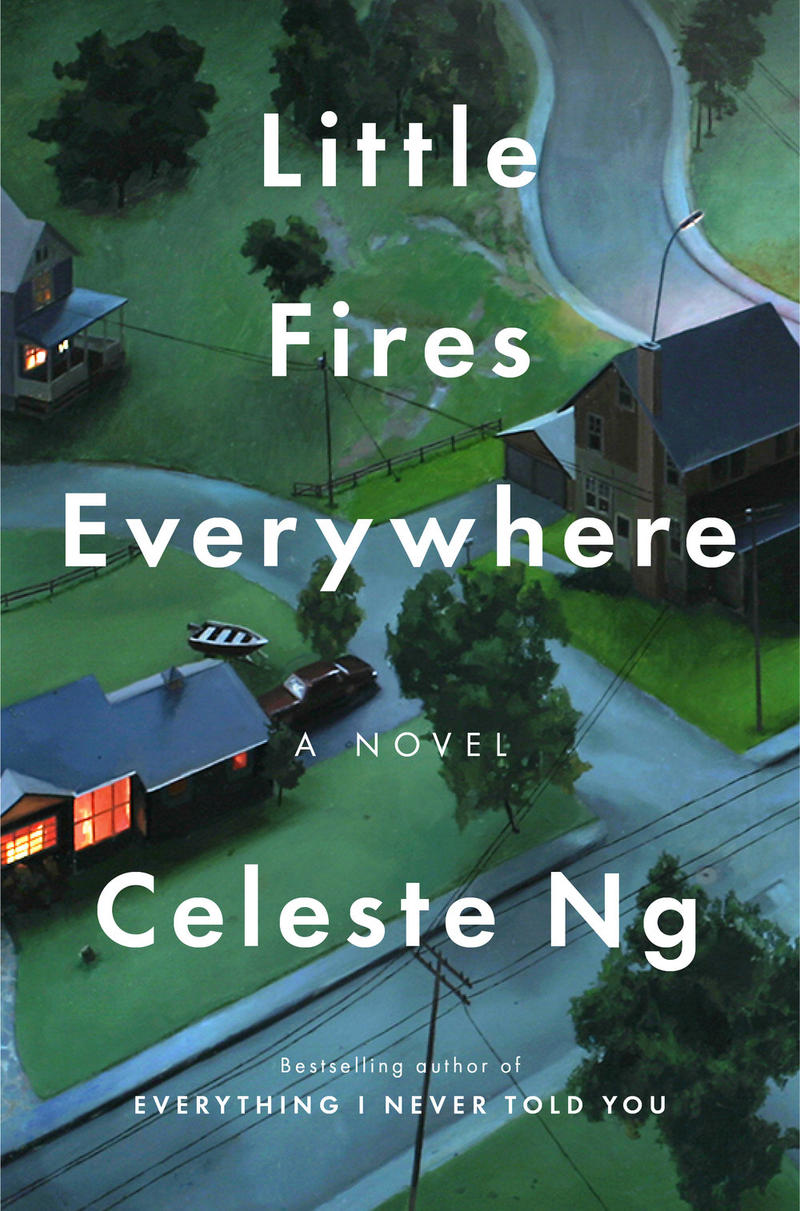 Book Cover - Little Fires Everywhere