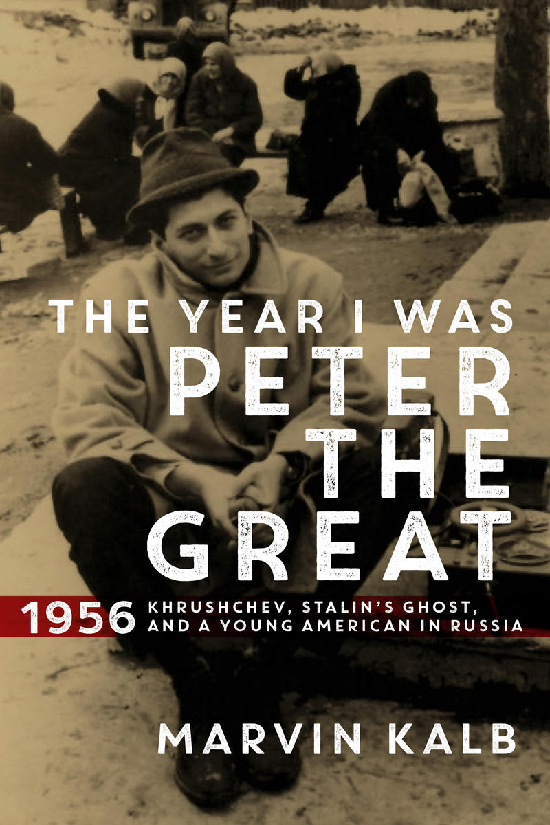 Book Cover - The Year I Was Peter The Great
