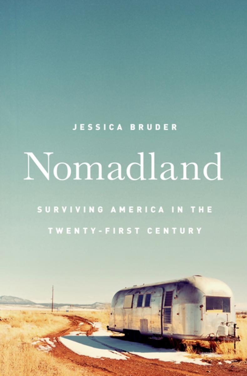 Book Cover - Nomadland
