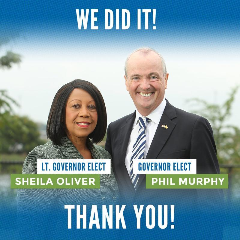 Phil Murphy campaign photo