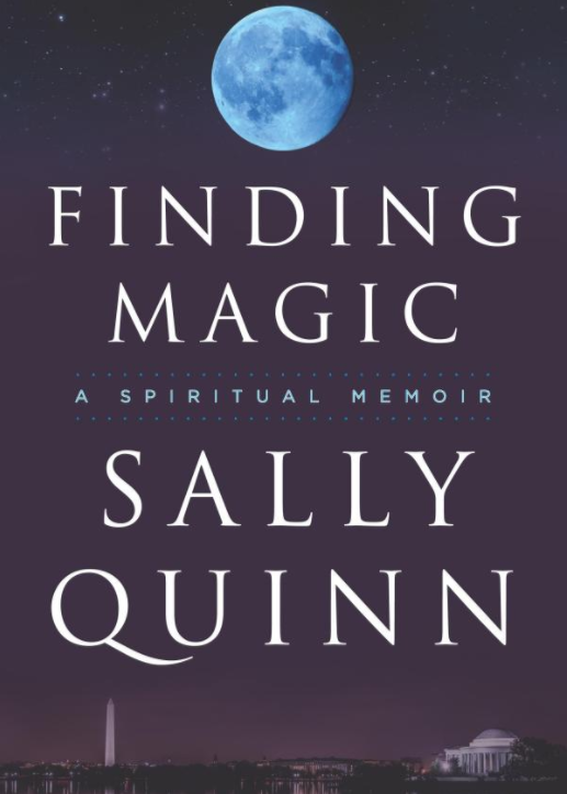 Book Cover - Finding Magic