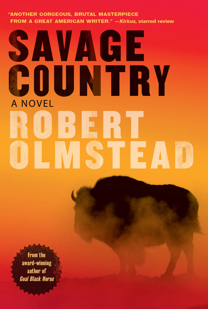 Book Cover - Savage Country