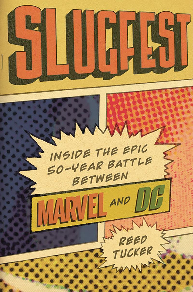 Book Cover - Slugfest
