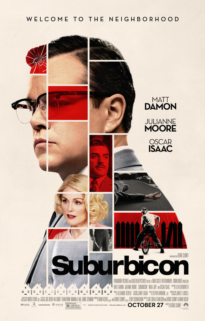 Movie Poster - Suburbicon