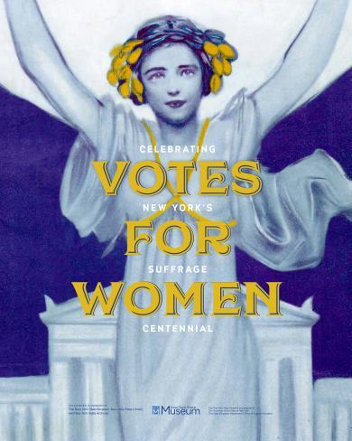Votes for Women artwork