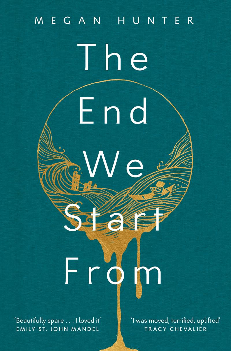 Book Cover - The End We Start From
