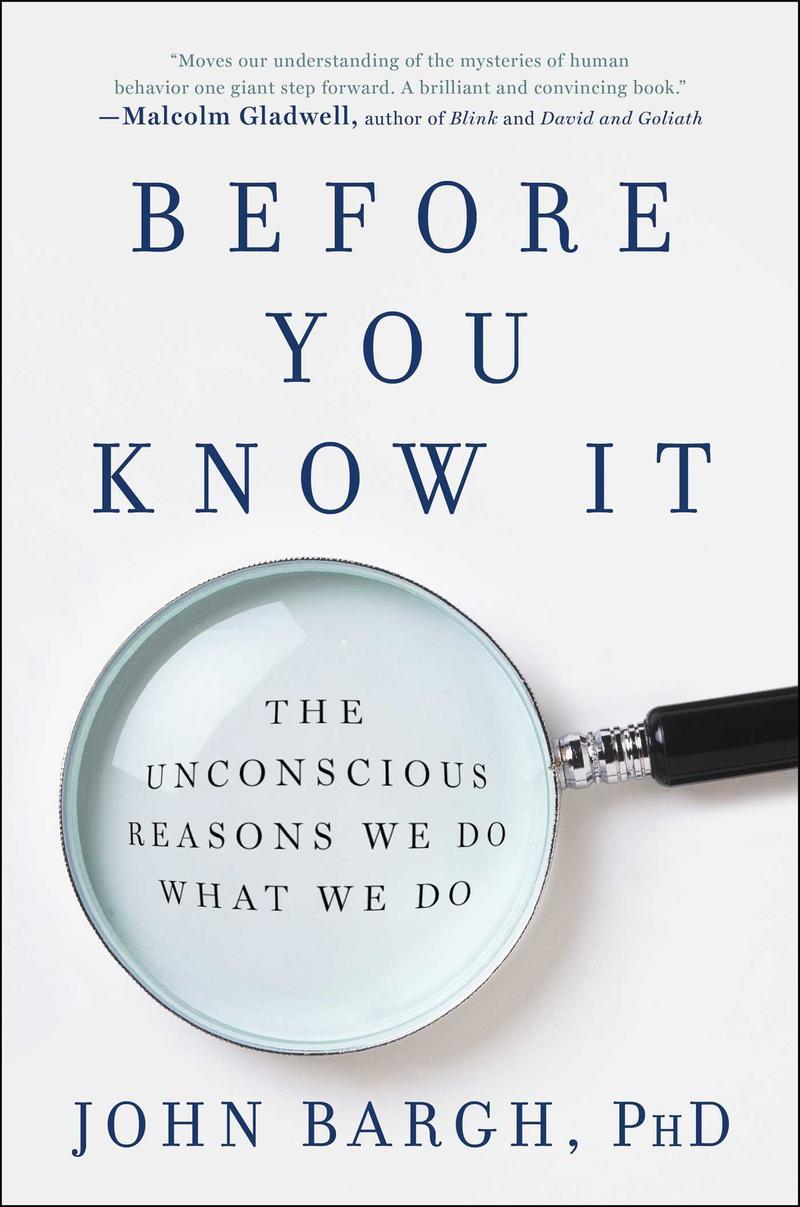 Book Cover - Before You Know It