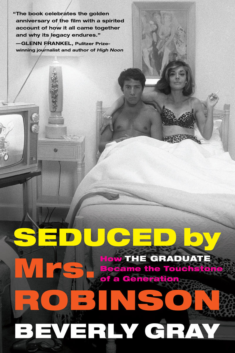 Book Cover - Seduced by Mrs. Robinson