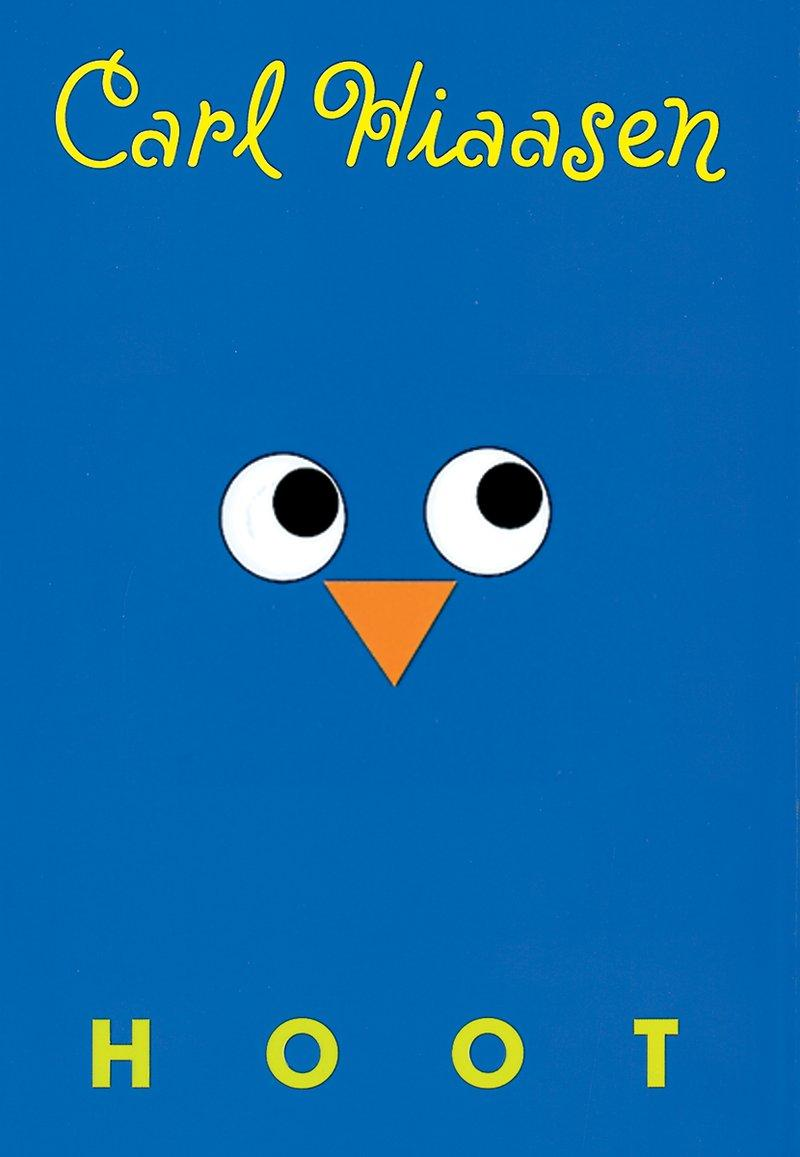 Book Cover - Hoot