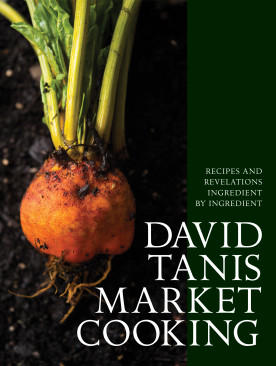 Davis Tanis' Market Cooking cookbook cover