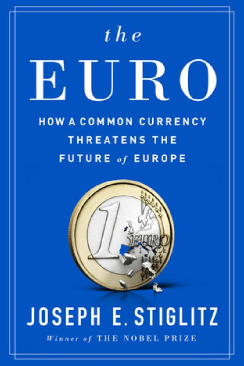 Book Cover - The Euro