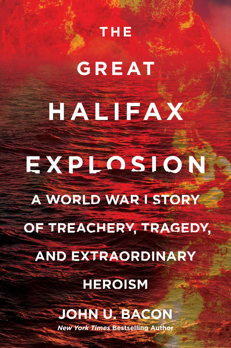 Book Cover - The Great Halifax Explosion