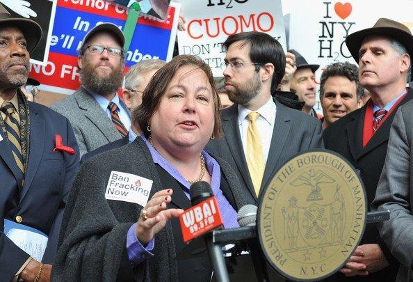 NYS Senator Liz Krueger