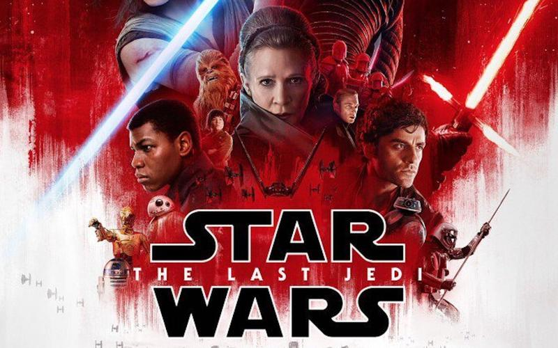 Star Wars - The Last Jedi artwork