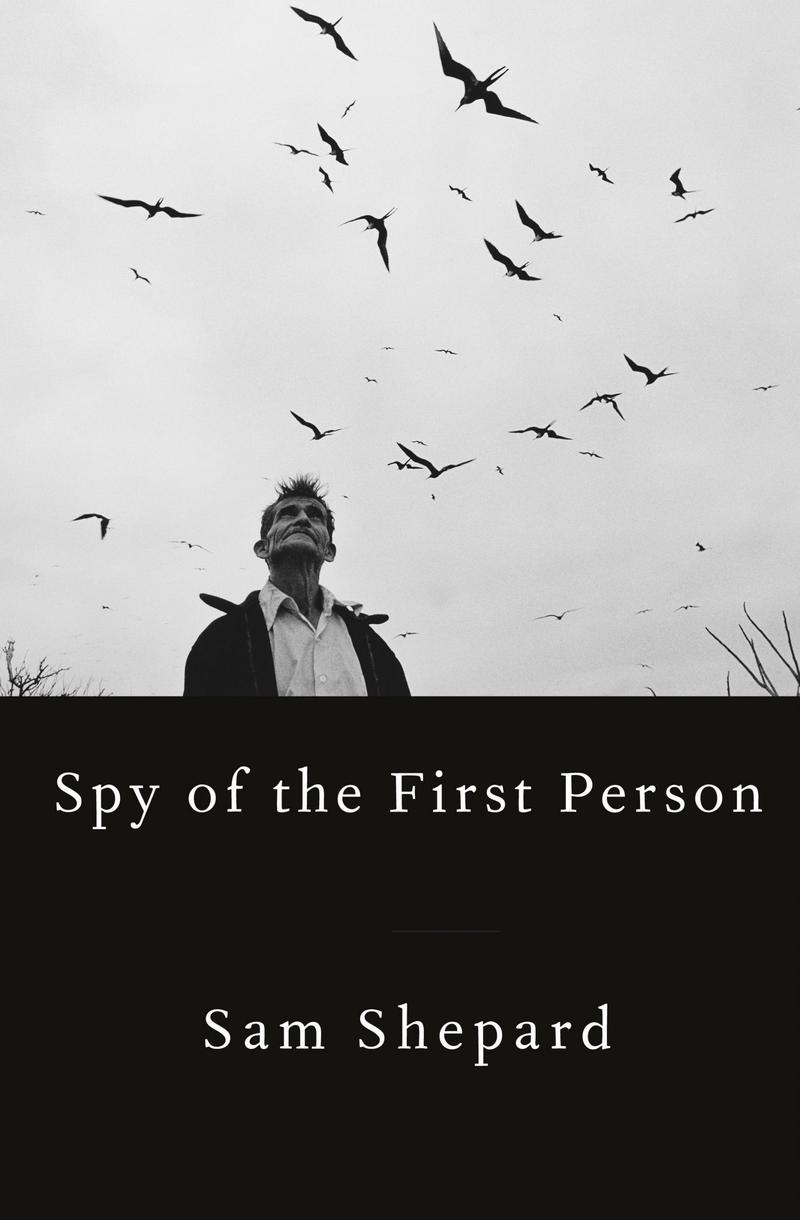 Book Cover - Spy of the First Person