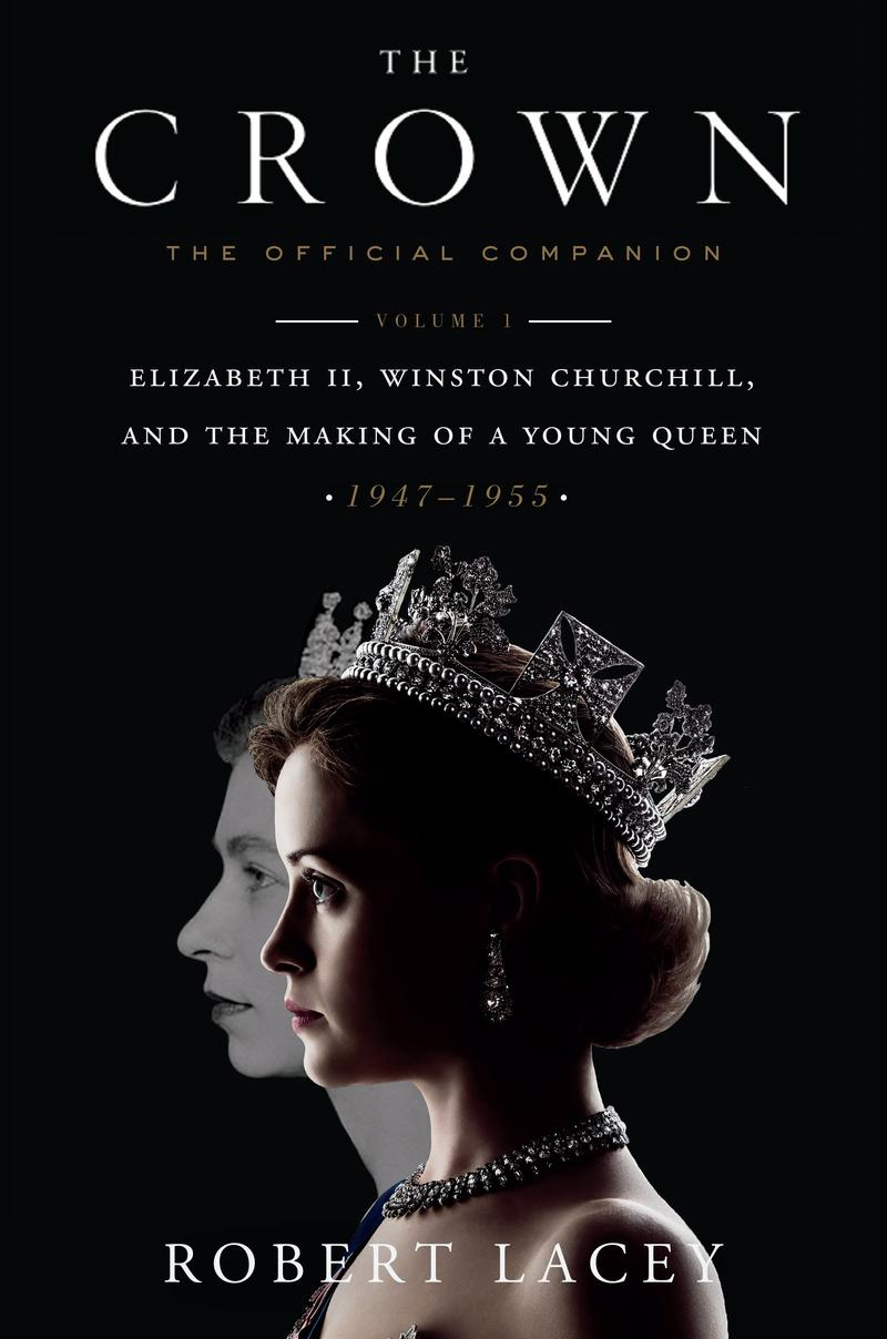 Book Cover - The Crown