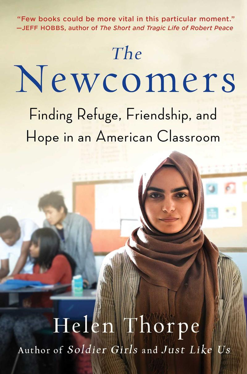Book Cover - The Newcomers