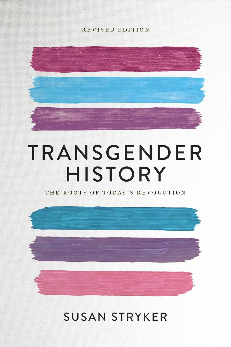 Book Cover - Transgender History