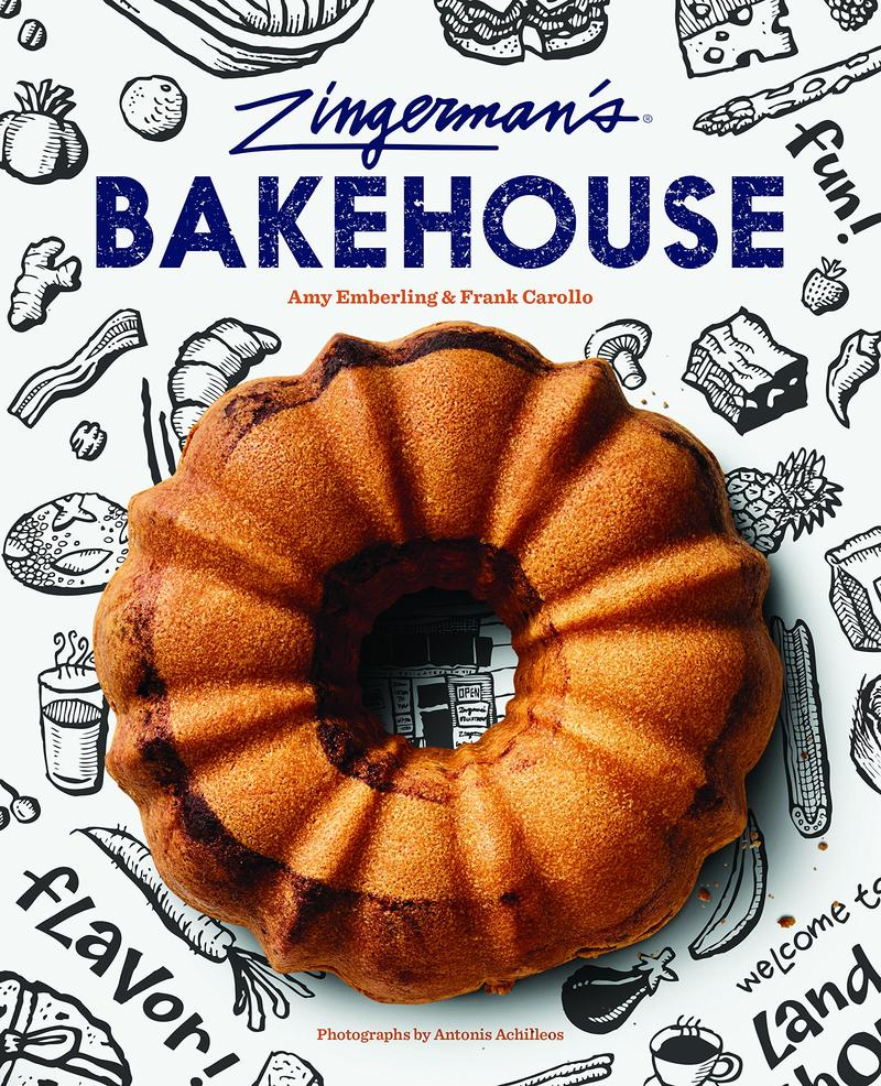 Book Cover - Zingerman's Bakehouse