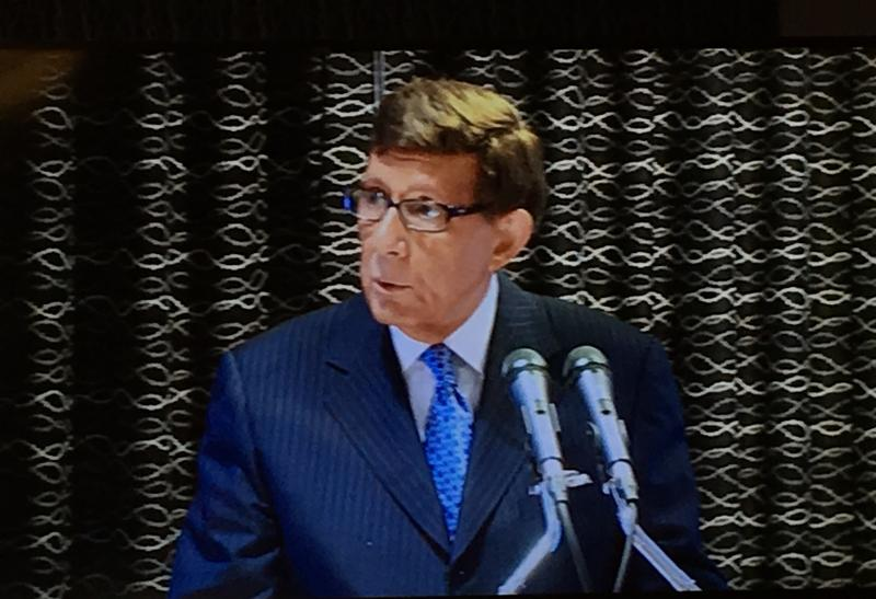 Albany Med CEO Jim Barba