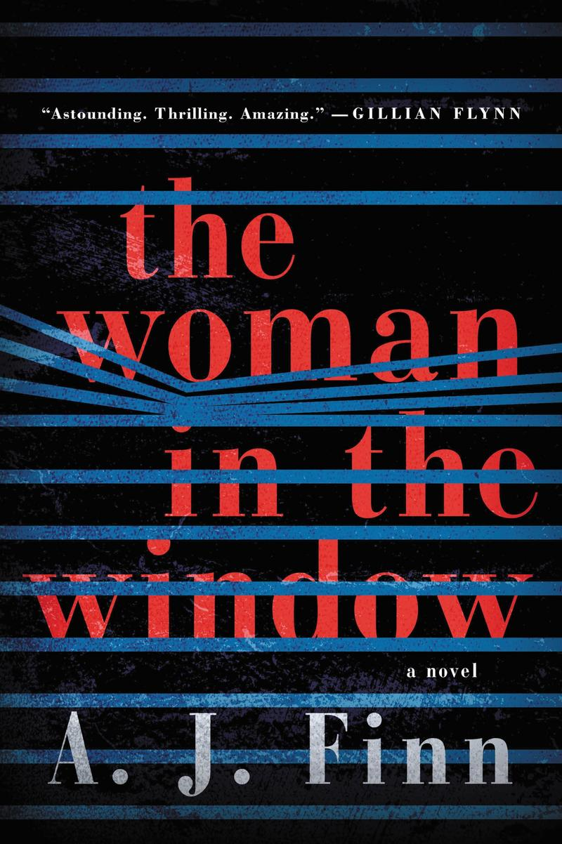Book Cover - The Woman in the Window