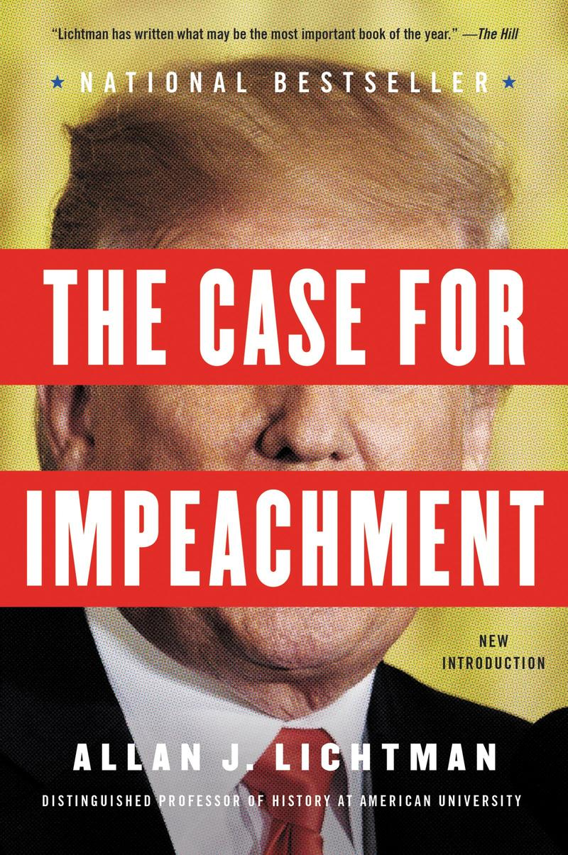Book Cover - The Case for Impeachment