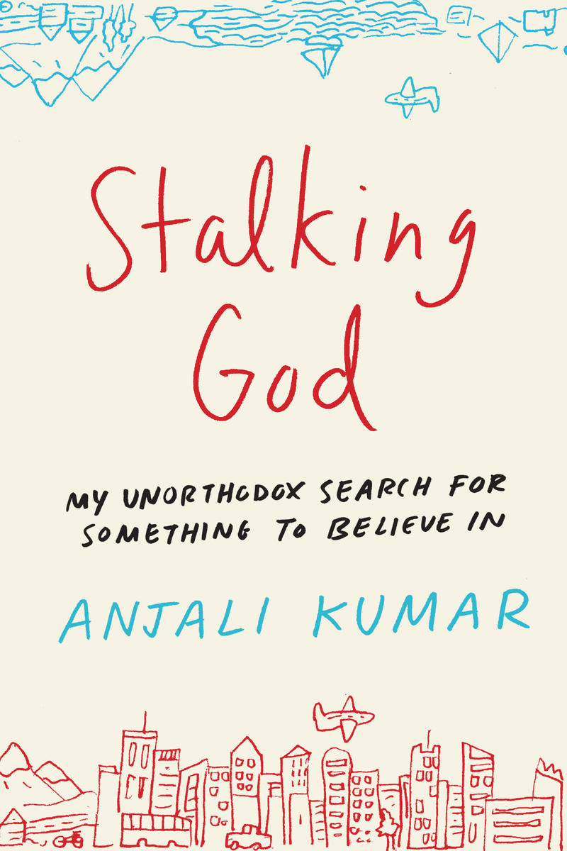 Book Cover - Stalking God