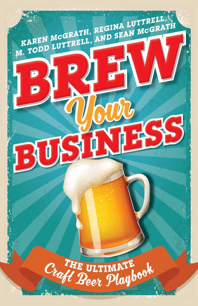 Book Cover - Brew Your Business