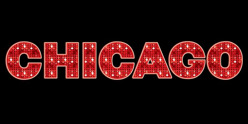 Chicago: The Musical logo