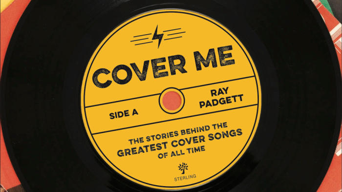 Book Cover - Cover Me