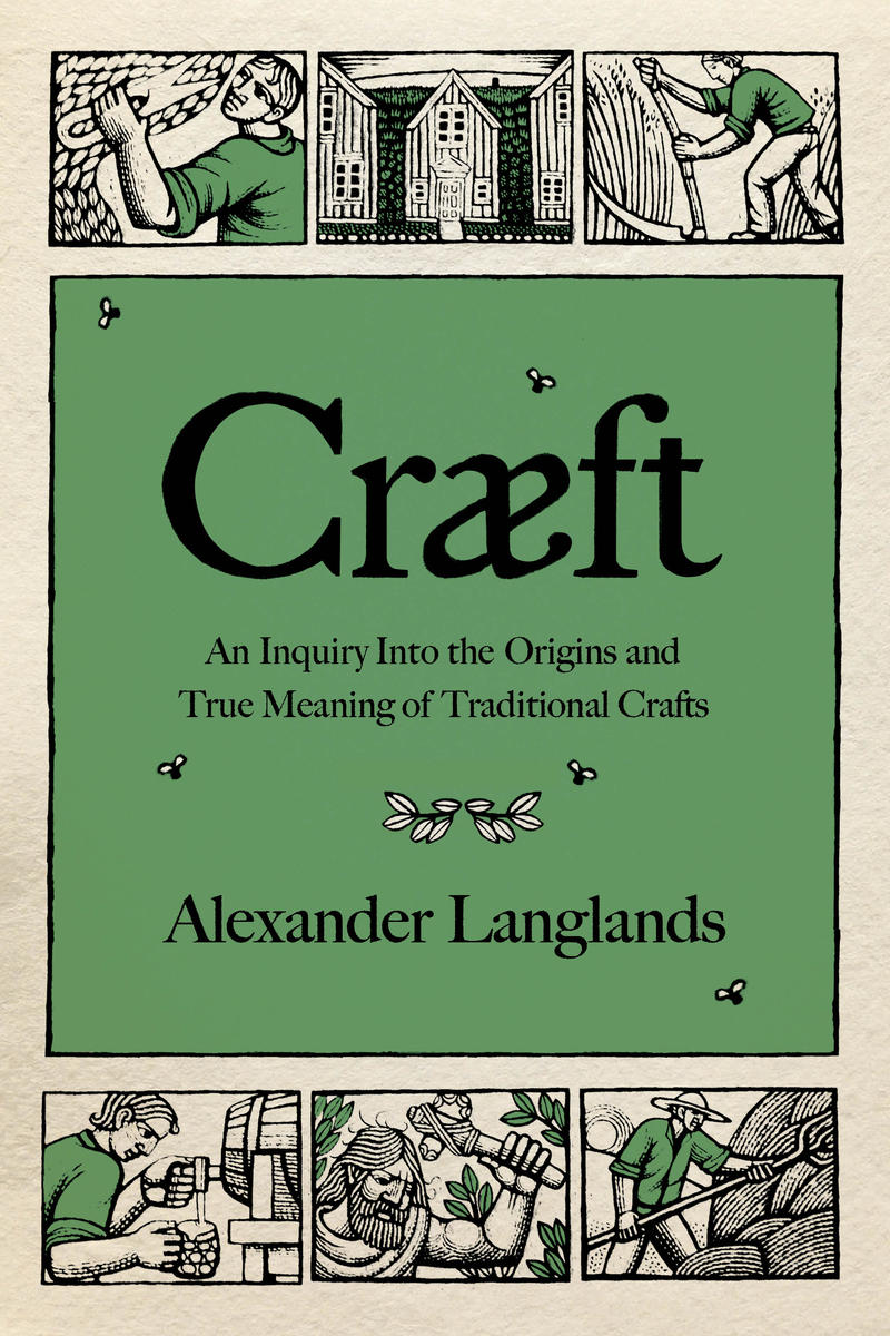 Book Cover - Craeft