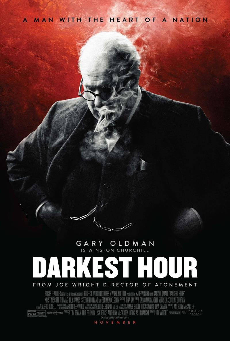 Movie poster - Darkest Hour