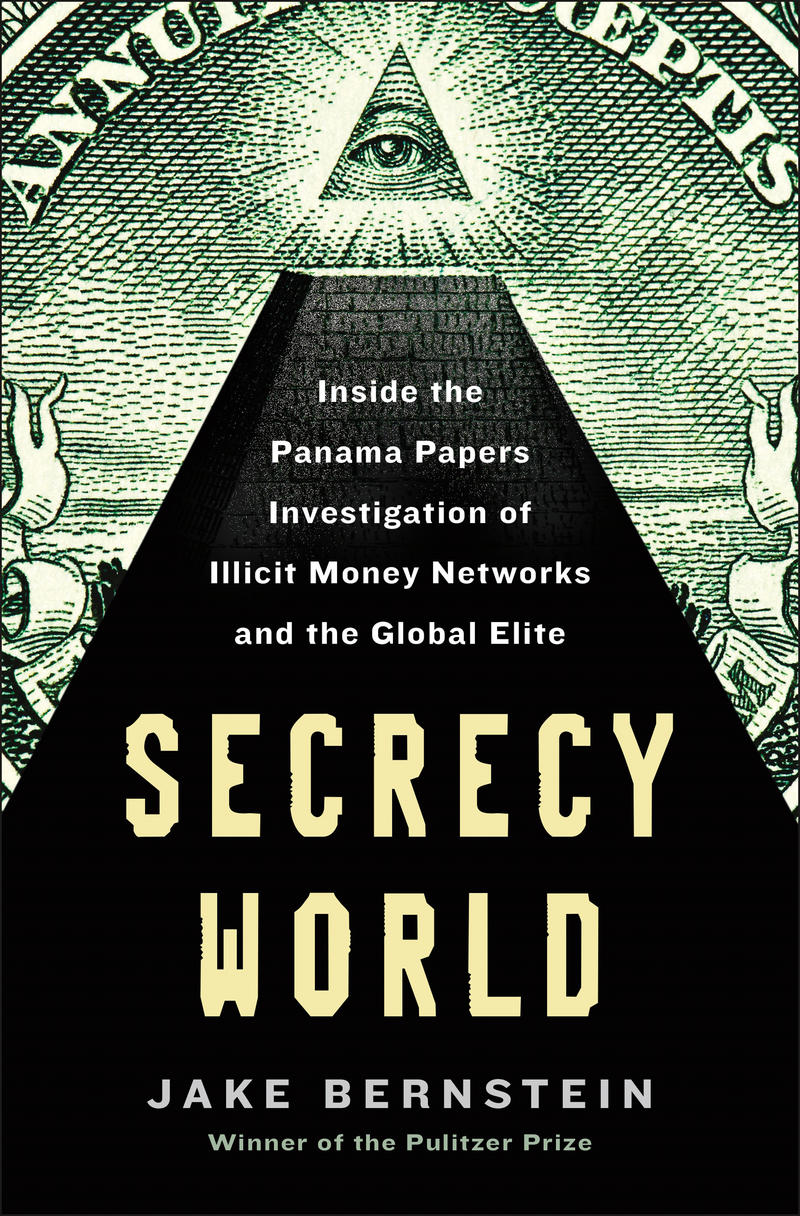 Book Cover - Secrecy World