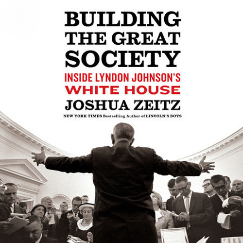 Book Cover - Building the Great Society