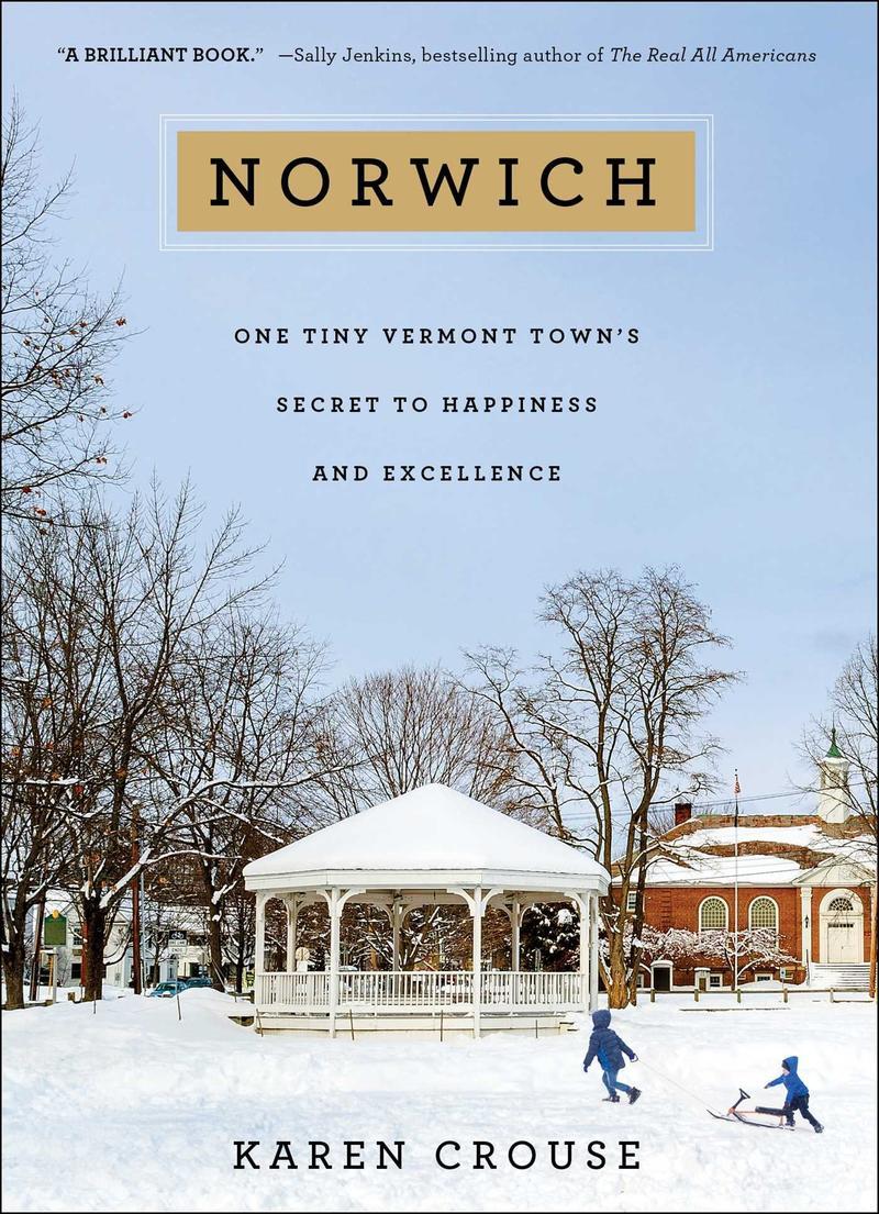 Book Cover - Norwich