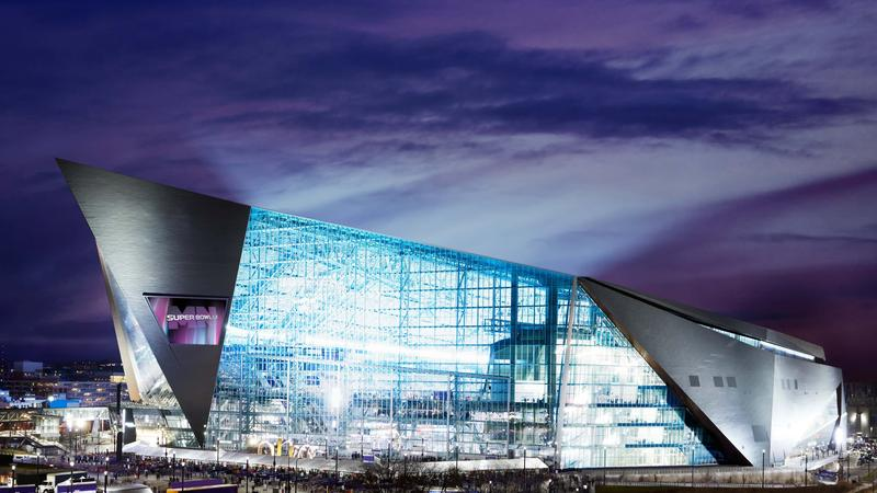 Minneapolis Vikings Stadium