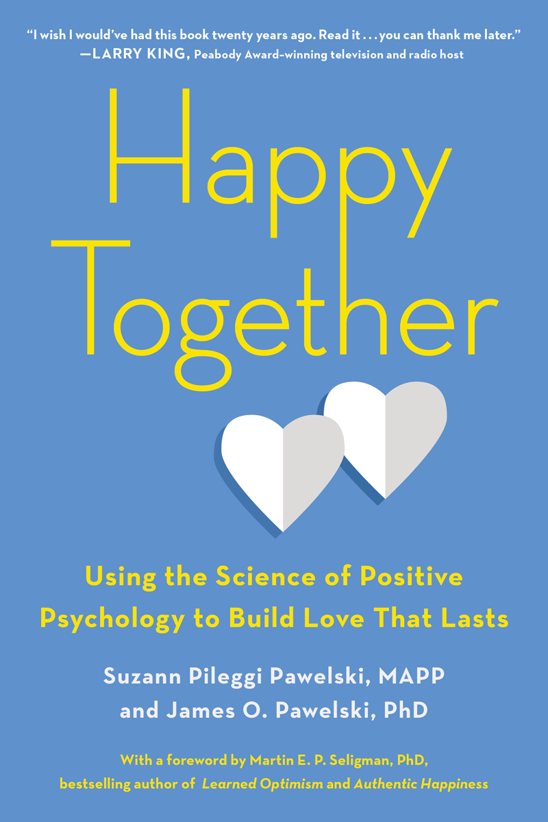 Book Cover - Happy Together