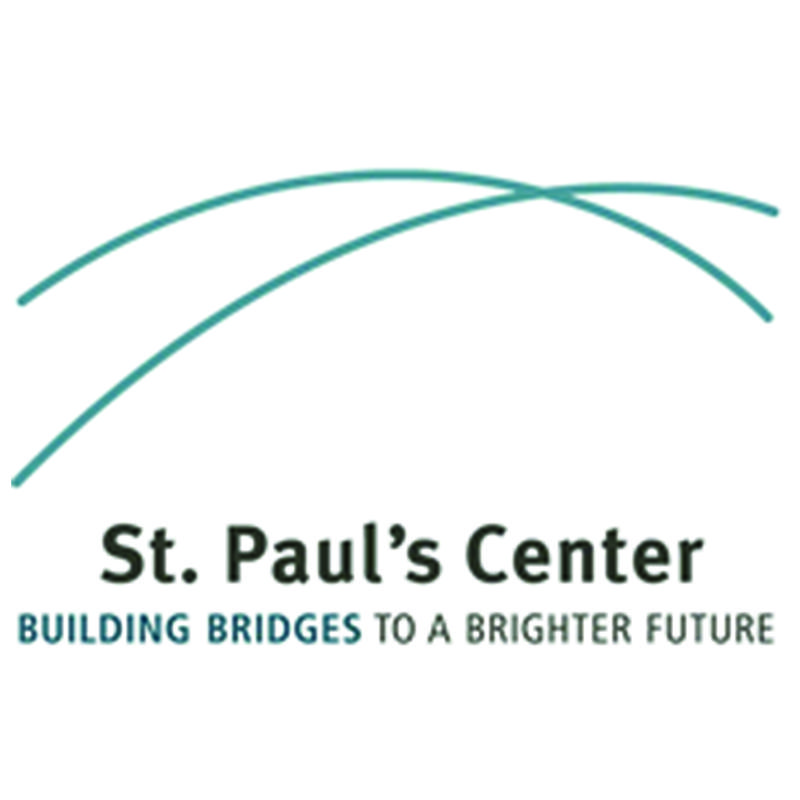 St. Paul's Center logo