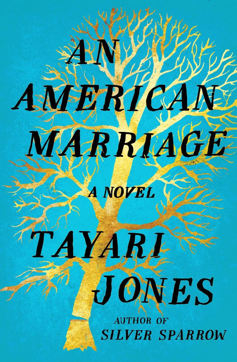 Book Cover - An American Marriage