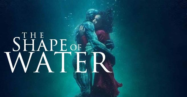 Poster - The Shape of Water